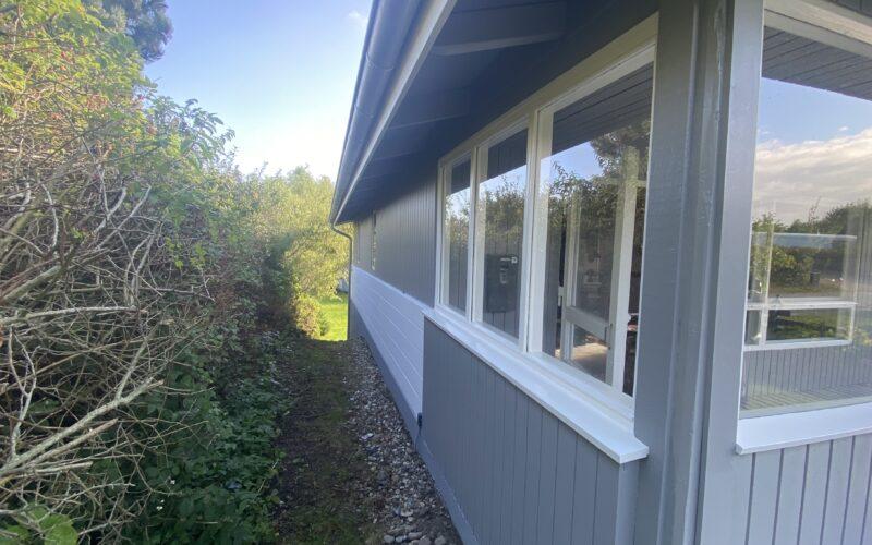 Istandsættelse af ældre vinduer og udhæng